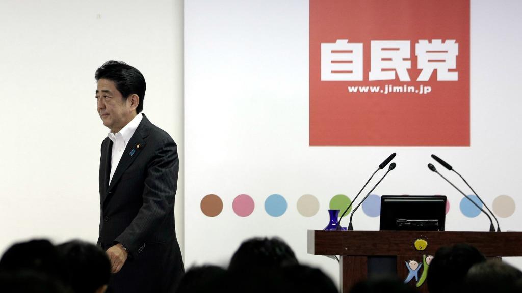 Abe manoeuvreert op weg van iets naar niets bnr nieuwsradio