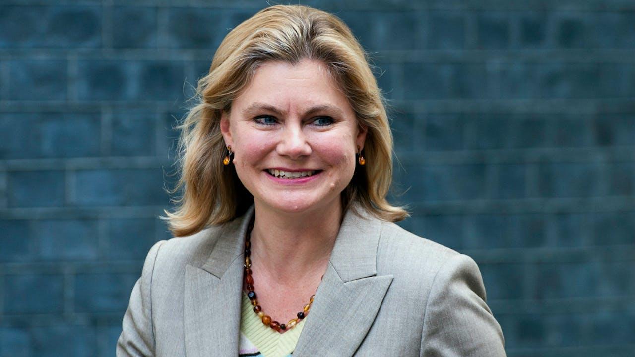 Justine Greening is volgens The Telegraph de beoogde minister van Gezondheid. Foto ANP