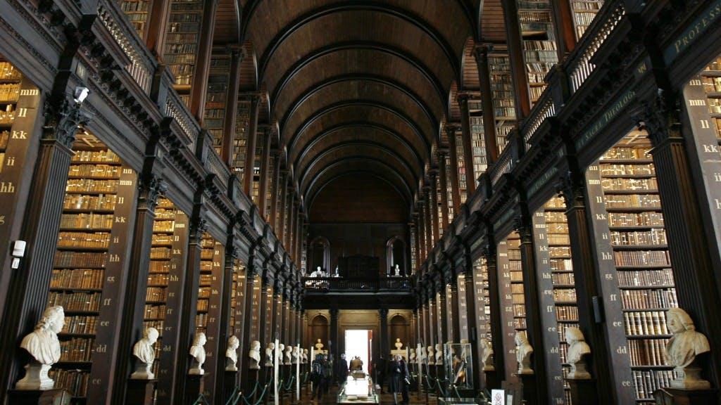 Van boeken lezen word je een beter mens bnr nieuwsradio - Bibliotheek van de wereld ...