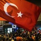 rotterdam demonstratie coup turkije
