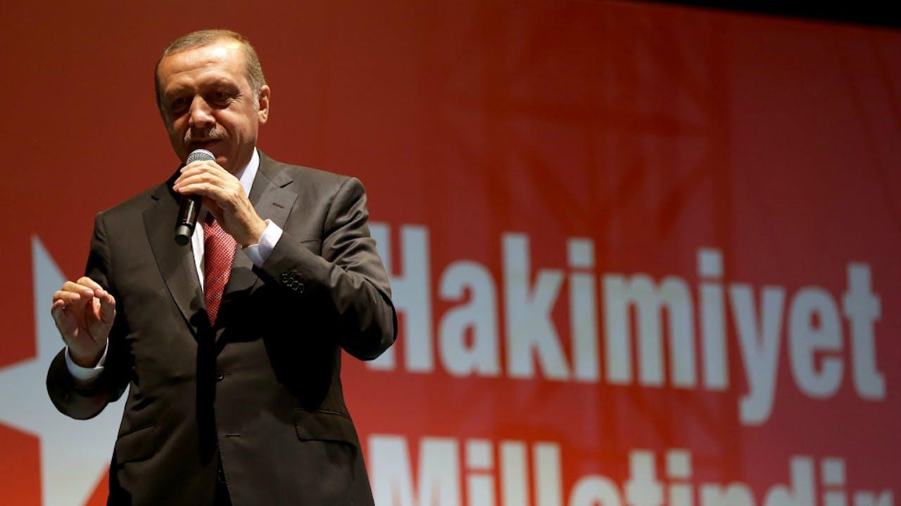 Foto: Hollandse Hoogte/Turkish Presidency/Murat Cetinmuhurdar