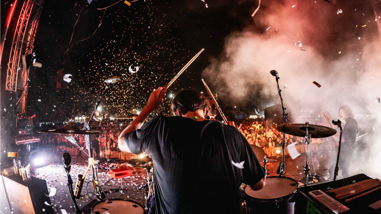 Rockband Kensington. Foto Facebook