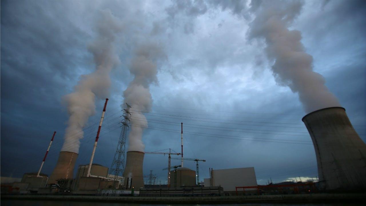 De kerncentrale in Tihange. Foto: HH/Oliver Berg