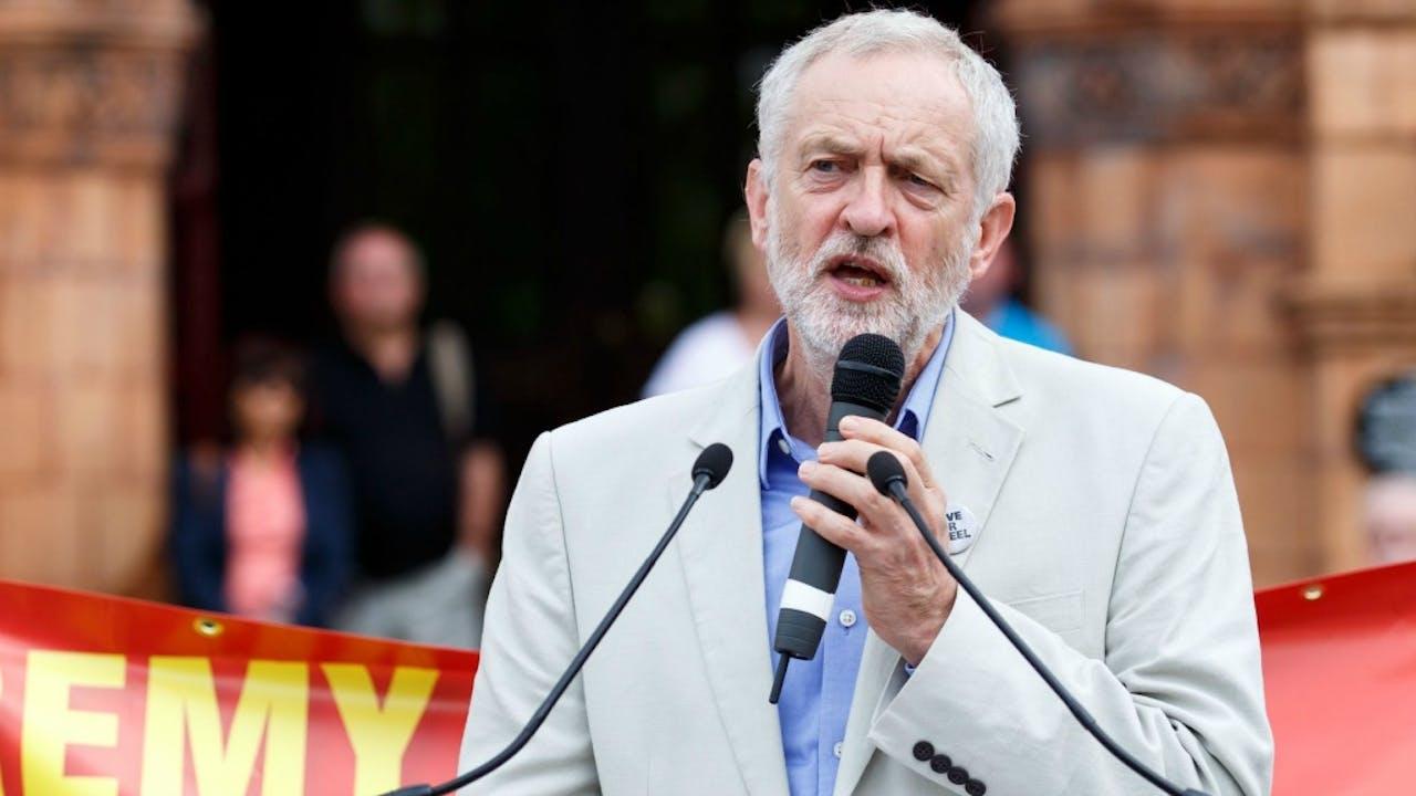 Jeremy Corbyn. Foto: HH/Tracey Paddison
