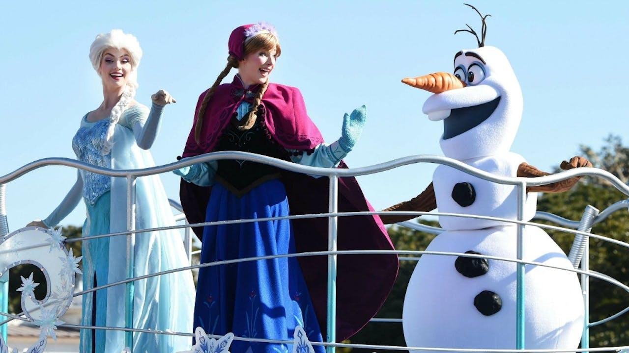 Als je weet wie dit zijn, heeft Disney z'n werk goed gedaan. Foto ANP
