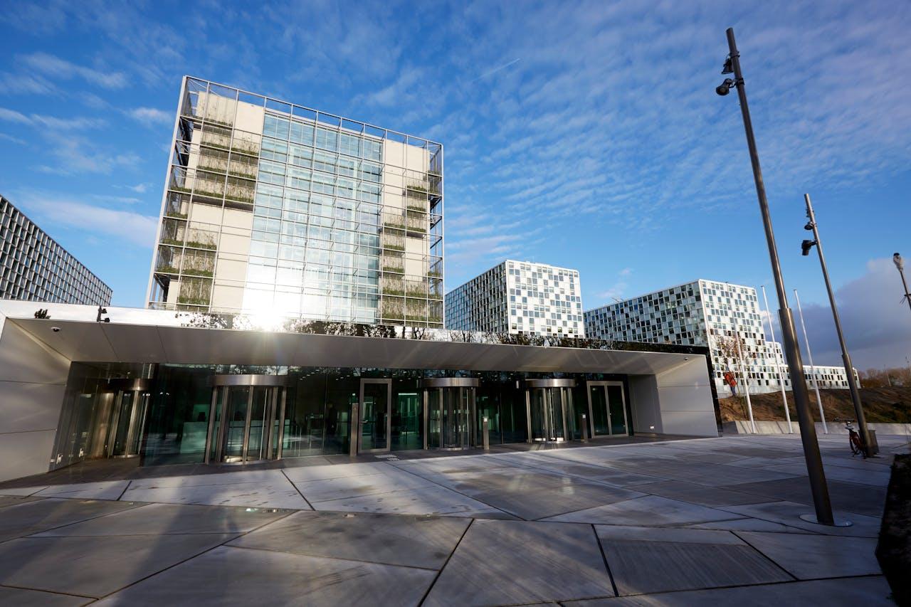 Het Internationaal Strafhof in Den Haag. Foto ANP