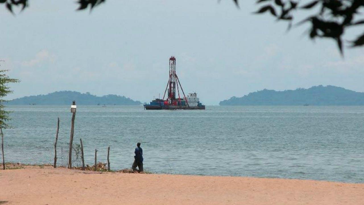 Foto: Lake Malawi Drilling Project