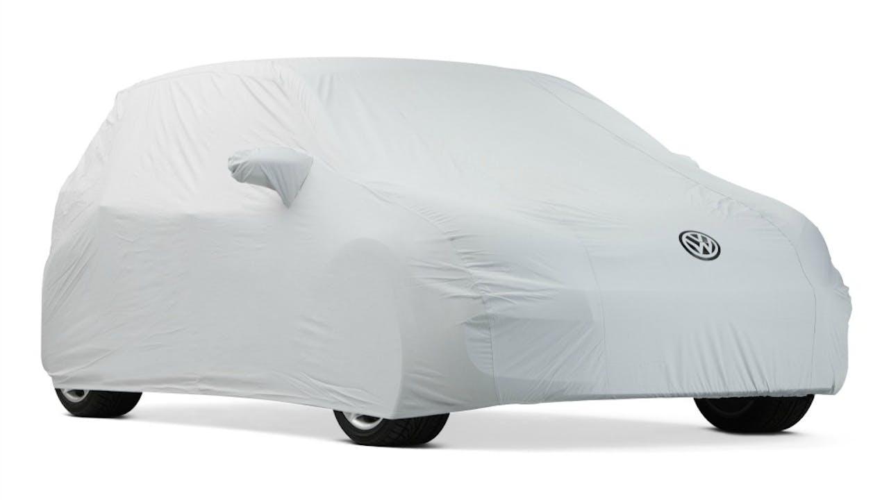 Hoe de nieuwe elektrische Volkwagen eruit komt te zien is niet bekend.