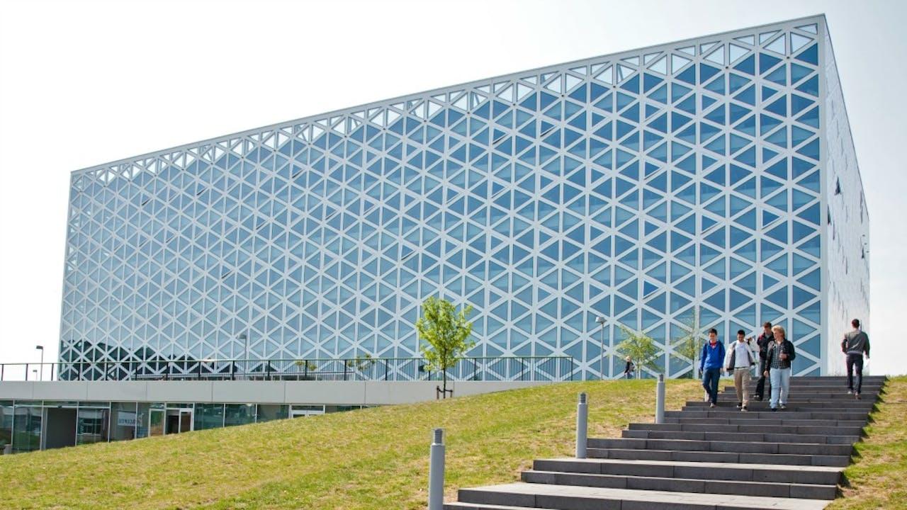 Hogeschool Windesheim in Zwolle. Foto: ANP