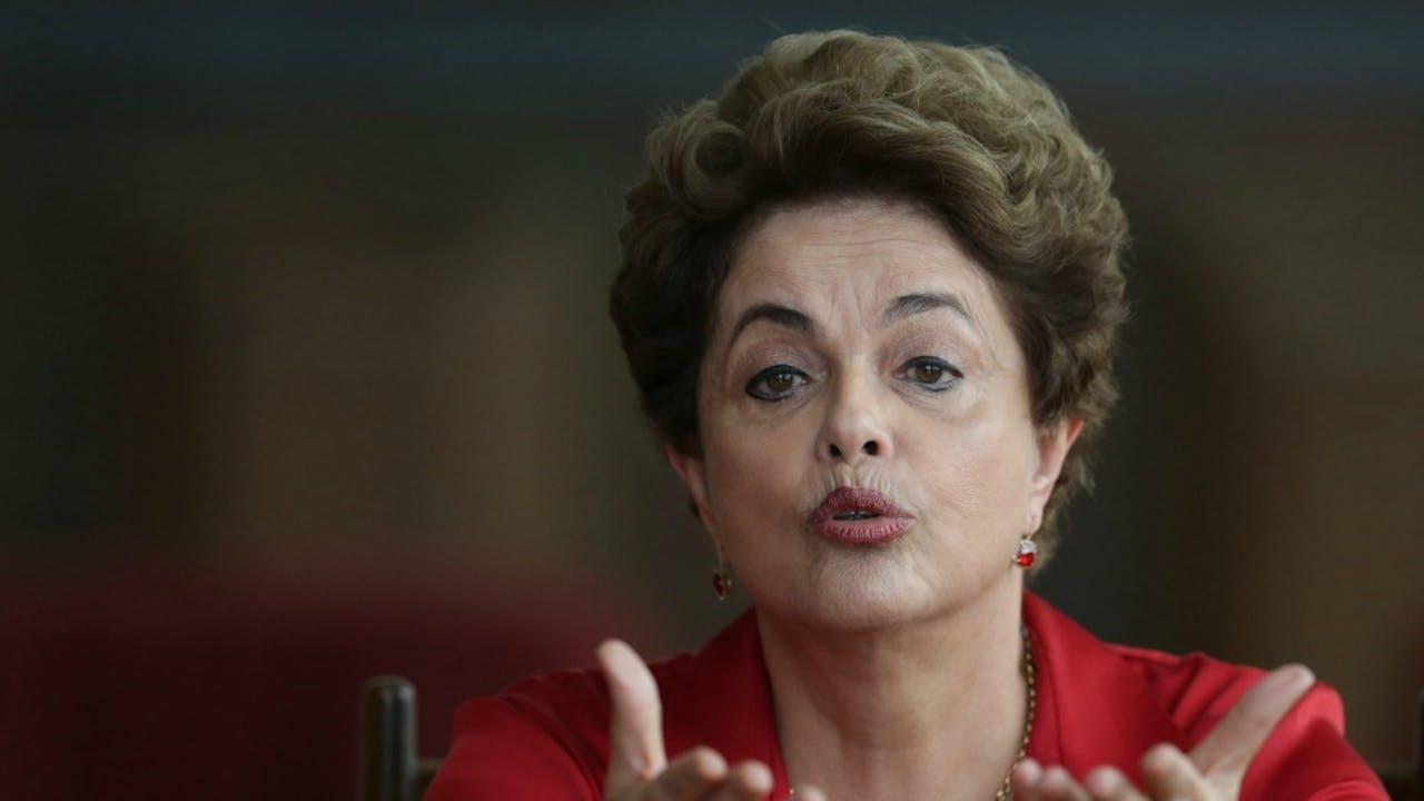 Dilma Rousseff. Foto: HH/Eraldo Peres