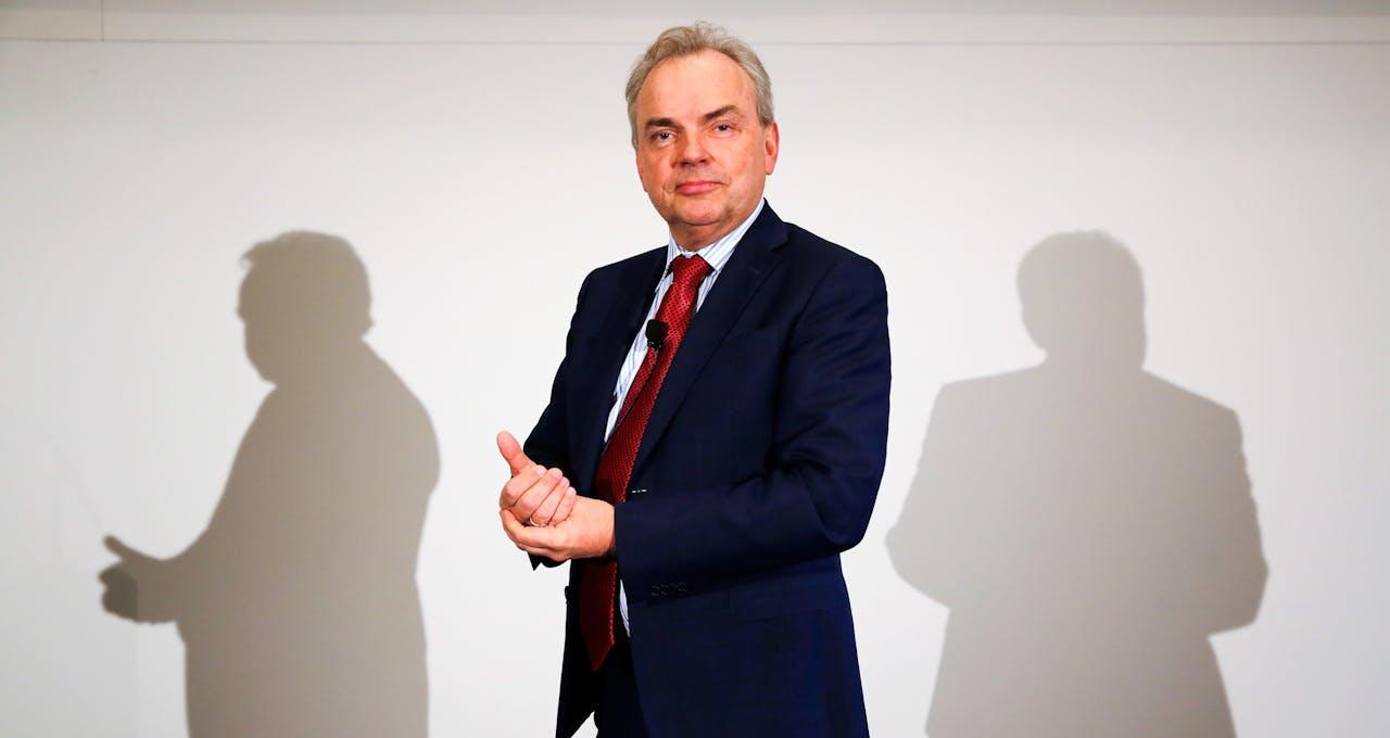 Steven van Eijck, voorzitter van de RAI Vereniging