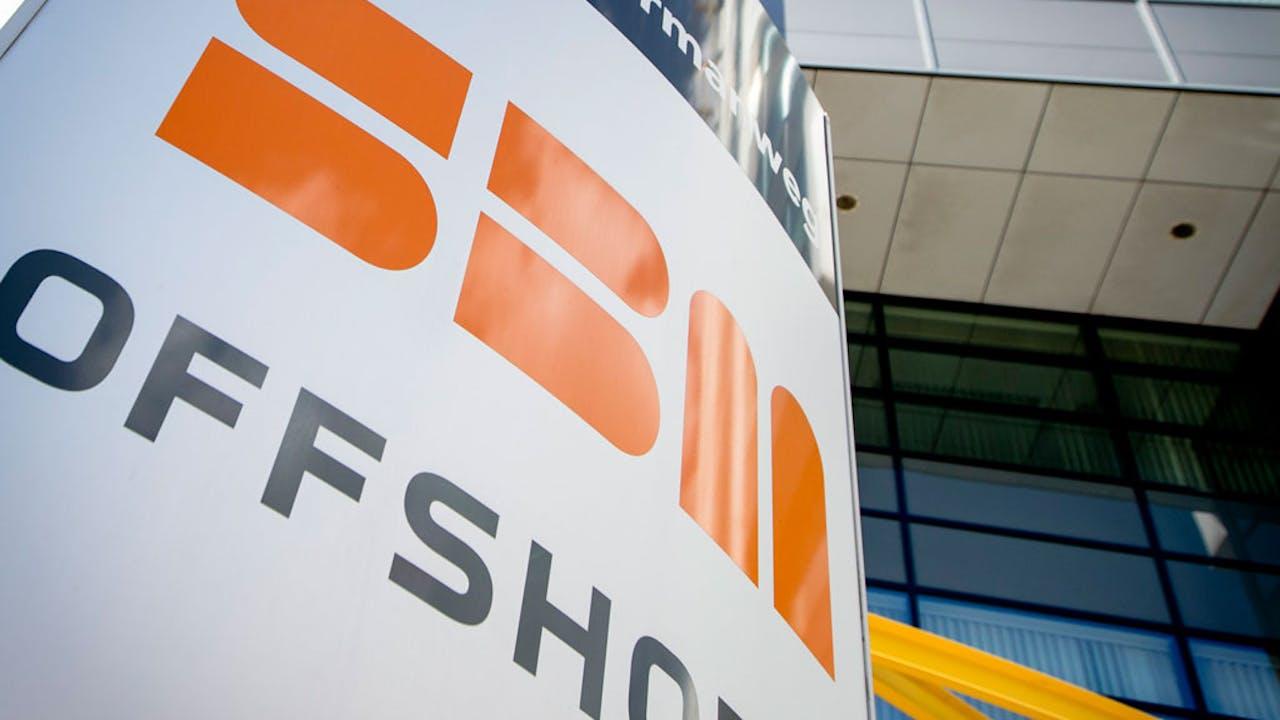 Het hoofdkantoor van SBM Offshore in Schiedam.