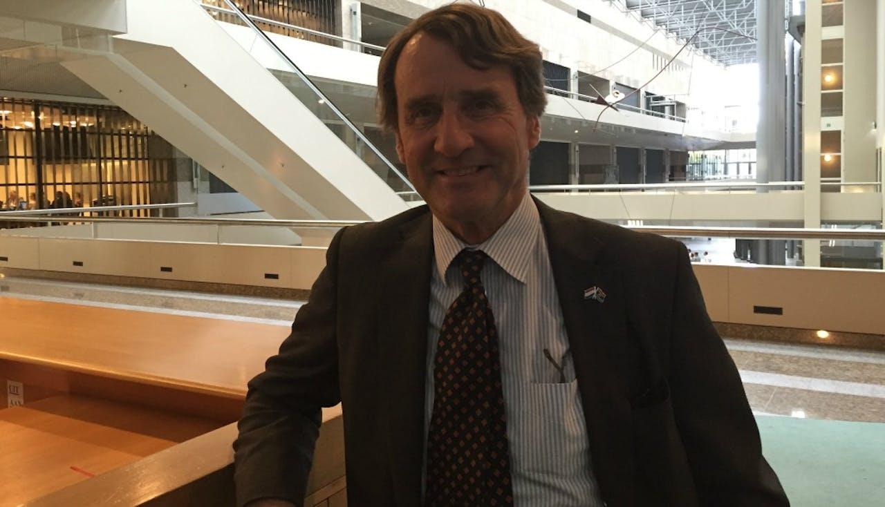 Herman Klijnsma, voorzitter Dutch Libyan Cooperation Council. Foto: Jaap Jansen