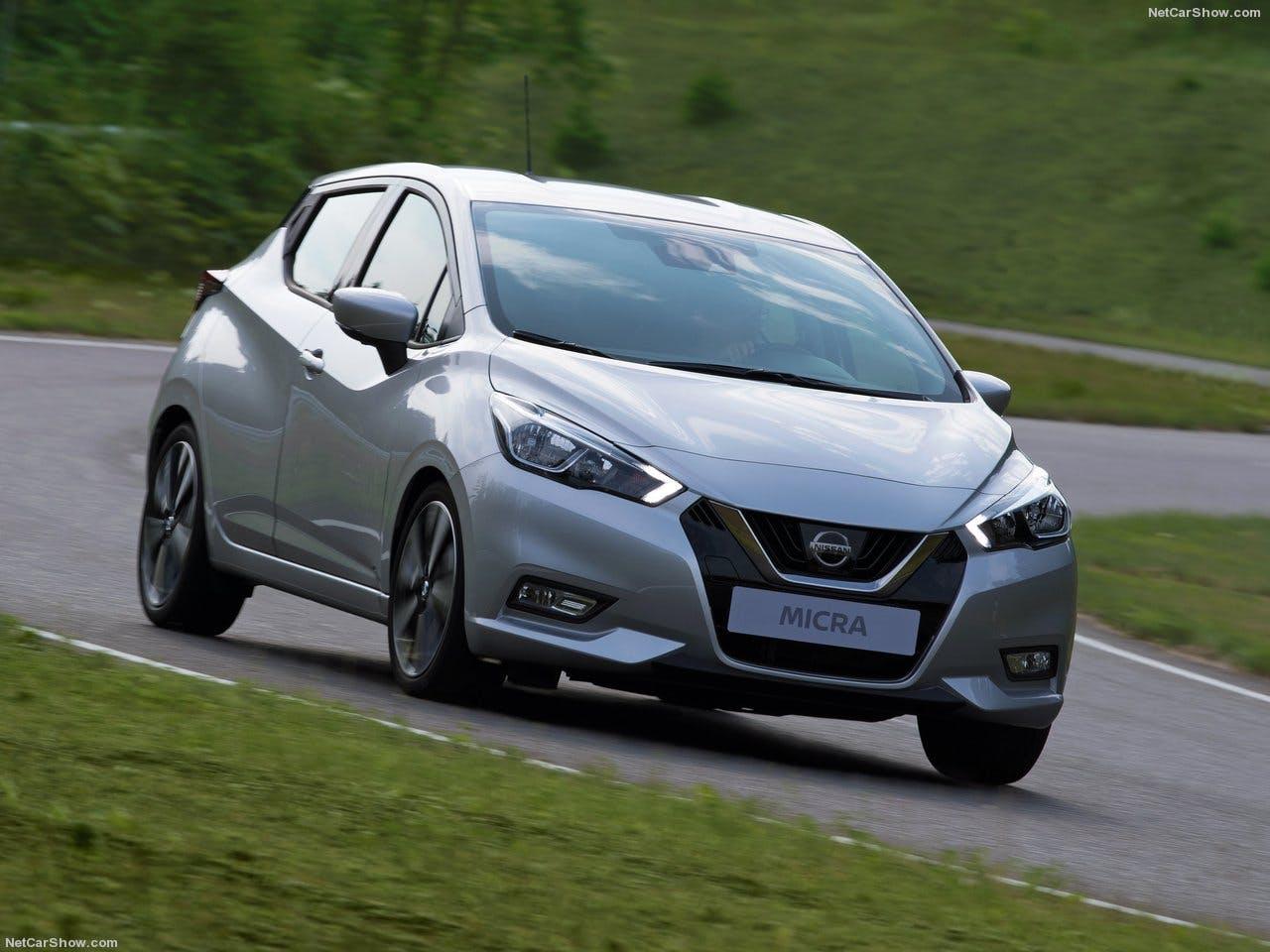 De nieuwe Nissan Micra werd deze week onthuld op de autobeurs van Parijs