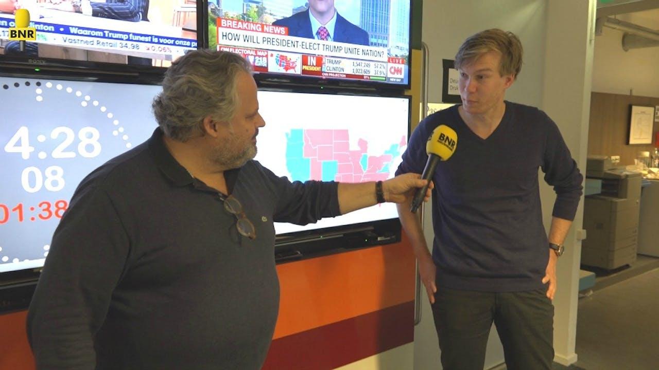 Bas van Werven en Geert Jan Hahn