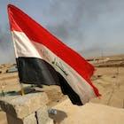 Vlag Irak Mosul.jpg