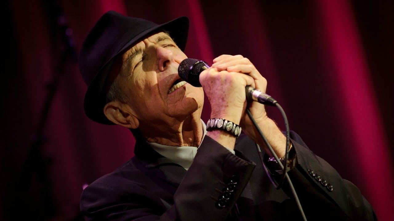 Leonard Cohen. Foto: HH/ Igor Vidyashev