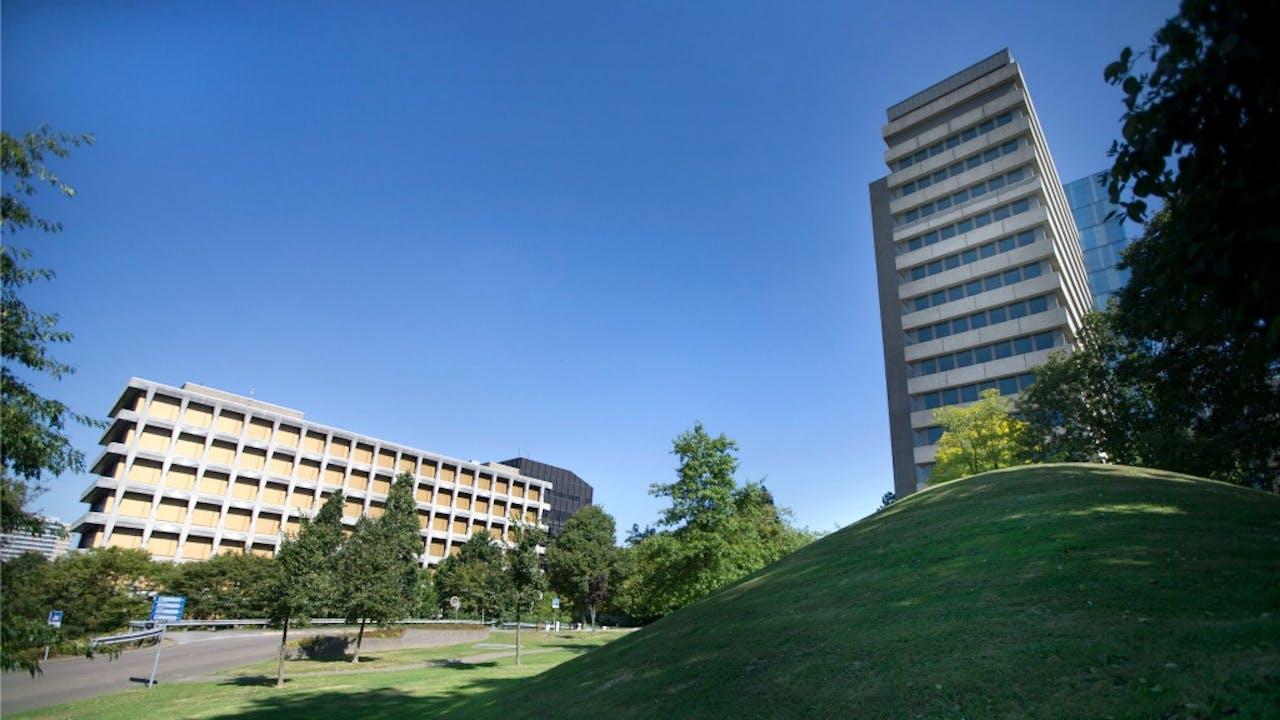 Wetenschappelijk en zakelijk kenniscentrum Brightlands Smart Services Campus. Foto: HH/Annemiek Mommers