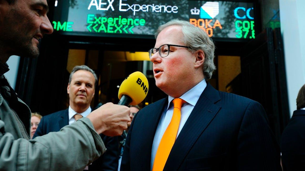 Topman Lard Friese. Foto: ANP.