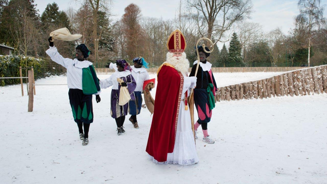 Last van sneeuw zal de Sint dit jaar niet hebben. Foto Sabine Joosten/Hollandse Hoogte