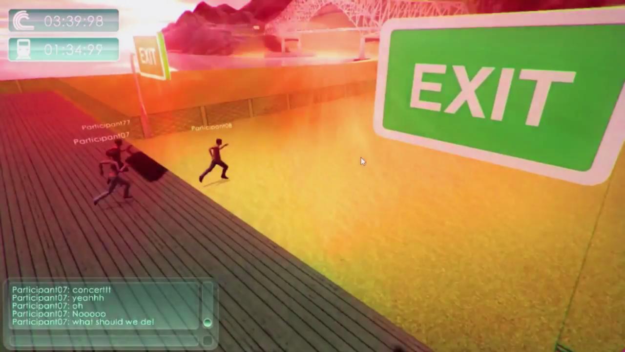 Screenshot van de trailer van de game Everscape