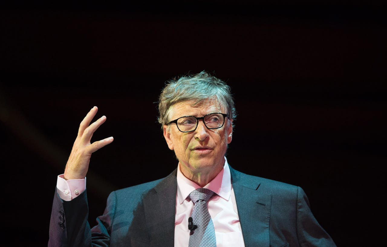 Bill Gates | Beeld: ANP