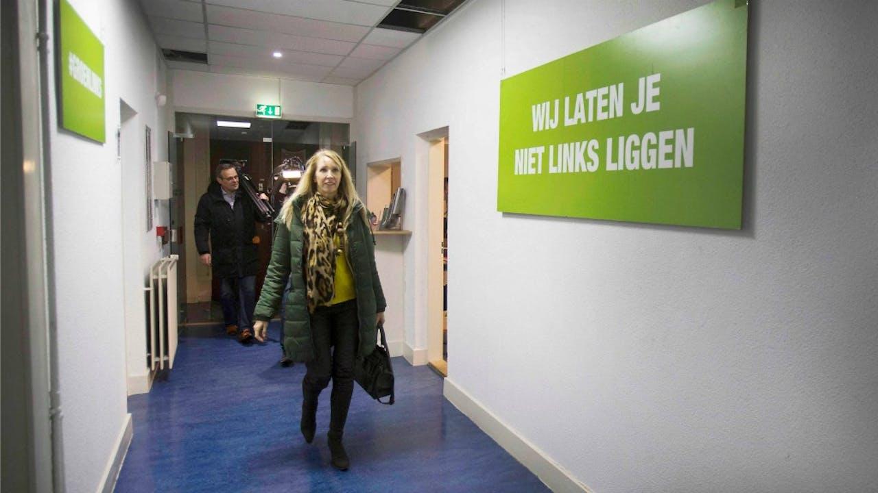 Liesbeth van Tongeren. Foto: HH/Werry Crone
