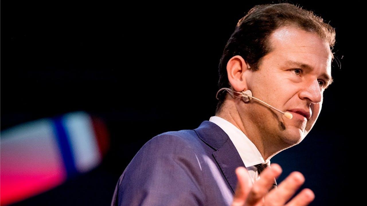 Lodewijk Asscher. Foto ANP
