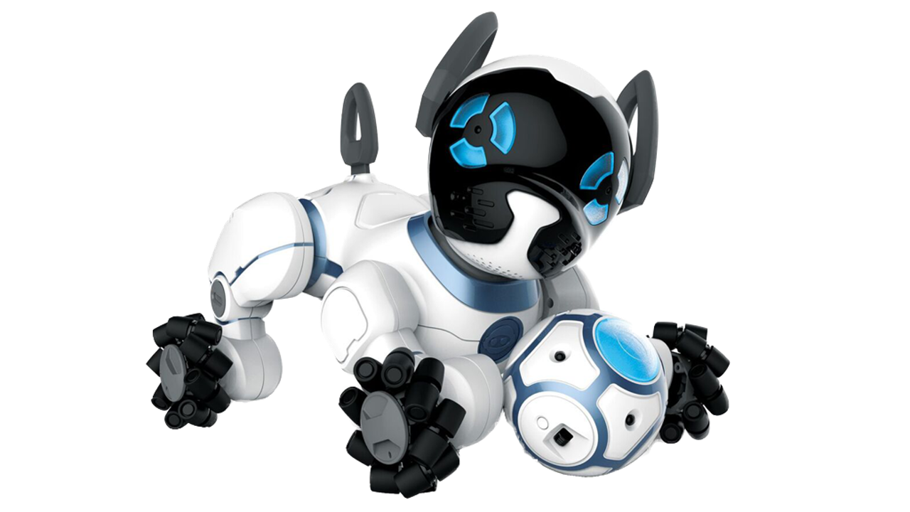 Robothond CHiP. Beeld: producent WowWee