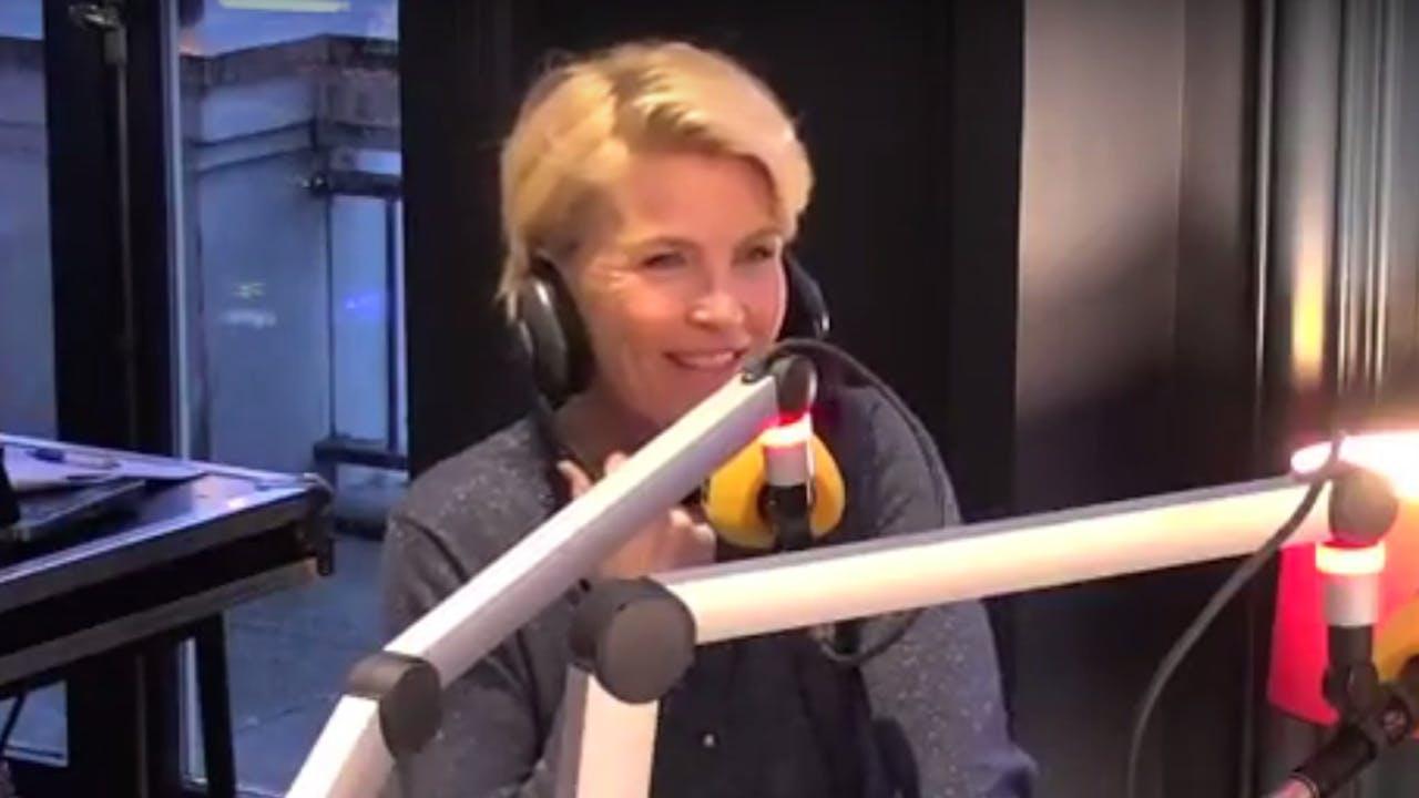 Anita Witzier bij BNR