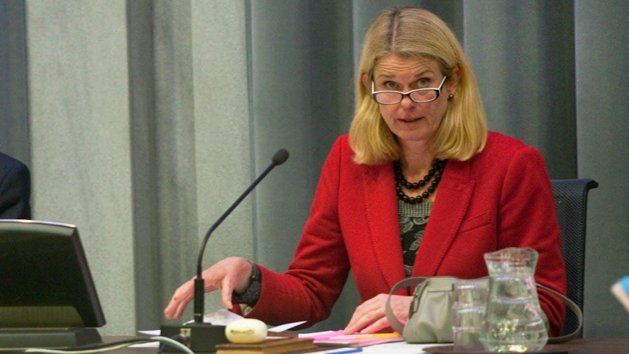 Pauline Krikke. Foto: HH/Luuk van der Lee