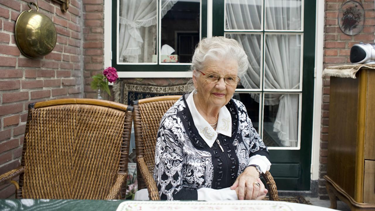 """""""En komt u dan om half negen naar de poly voor een test?"""" (Foto: Piet den Blanken / Hollandse Hoogte)"""
