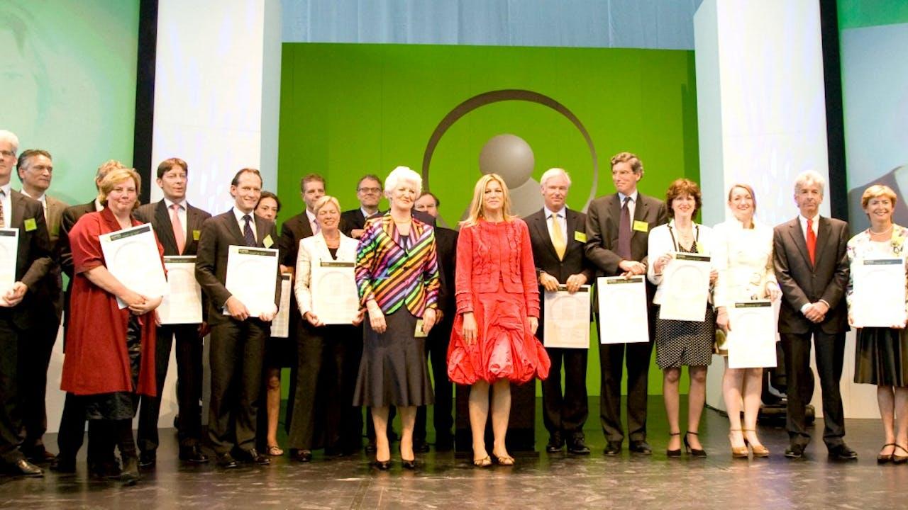 Het Charter Talent naar de Top handvest werd in 2008 getekend. Foto: ANP