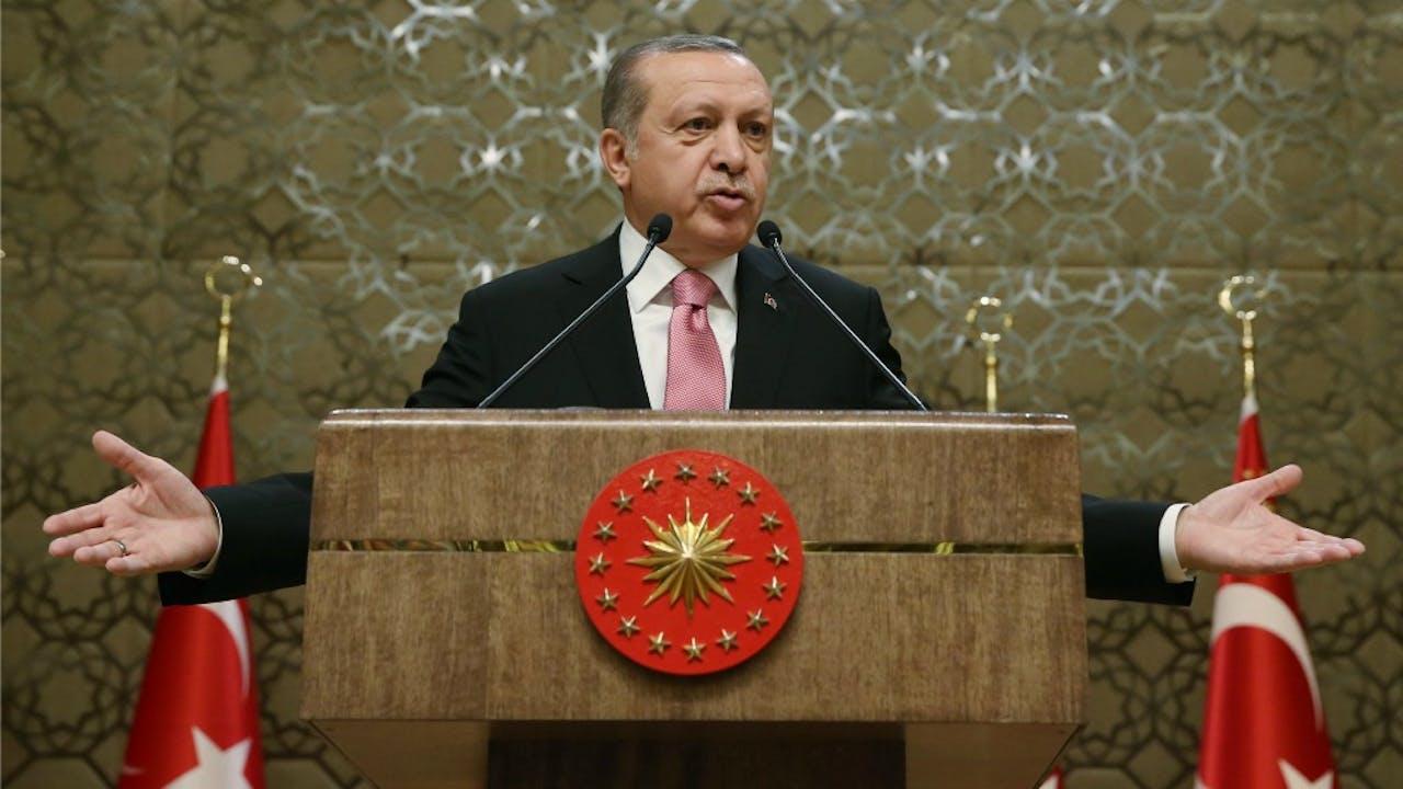 President Erdogan. Foto: ANP/EPA