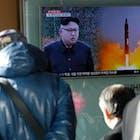 Noord-Korea rakettest