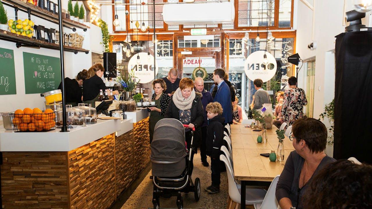 Foto Facebookpagina Openslowcafé