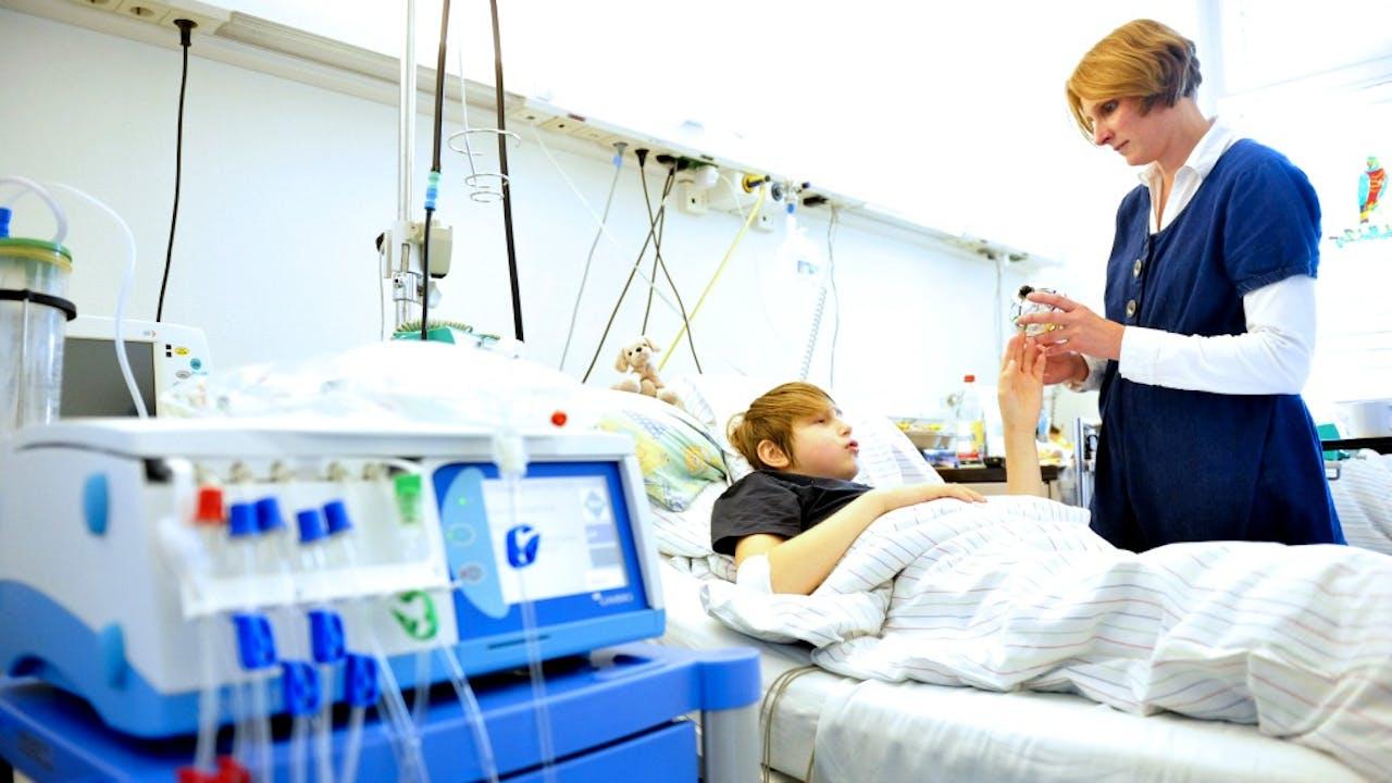 In 2011 dode een uitbraak van de E.coli-bacterie meerdere mensen in Duitsland. Foto: ANP