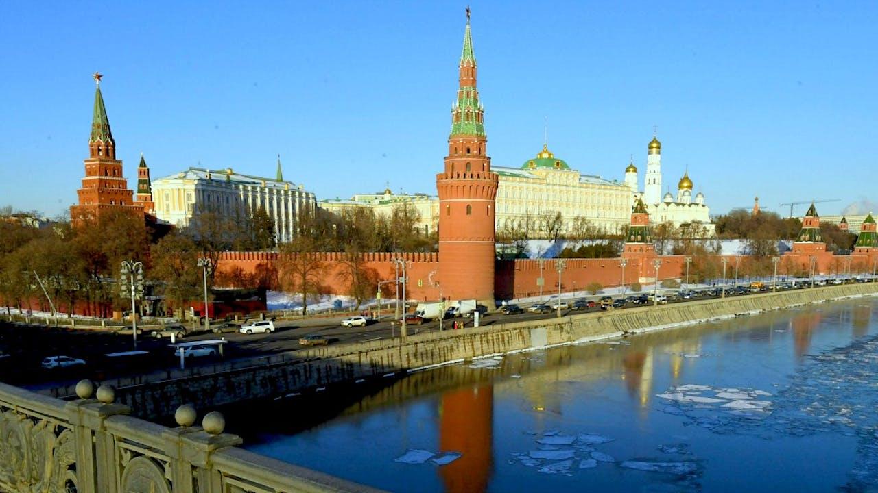 Het Kremlin in Moskou. Foto: ANP