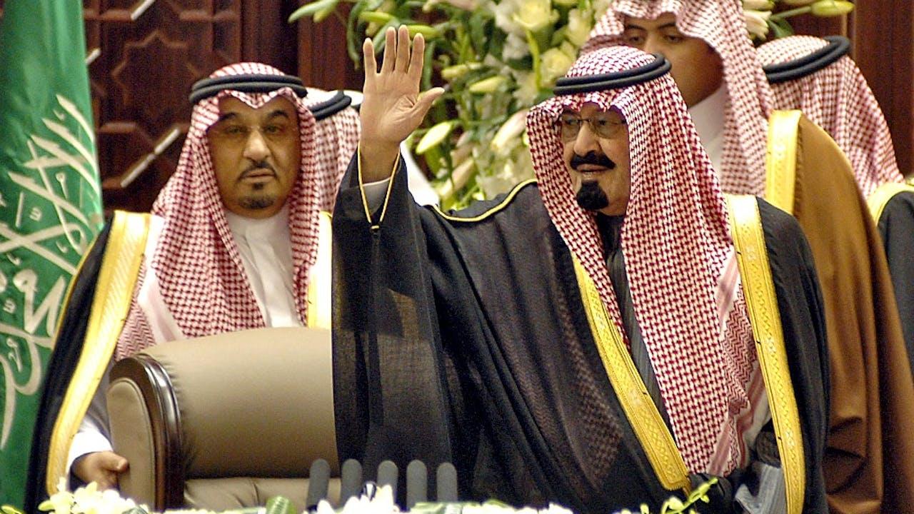 Koning Abdullah in 2006. Foto: ANP/AFP