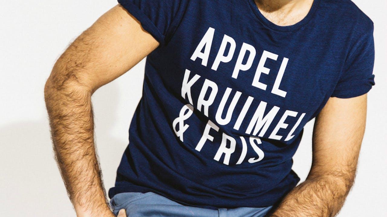 Beeld Appelkruimel & Fris