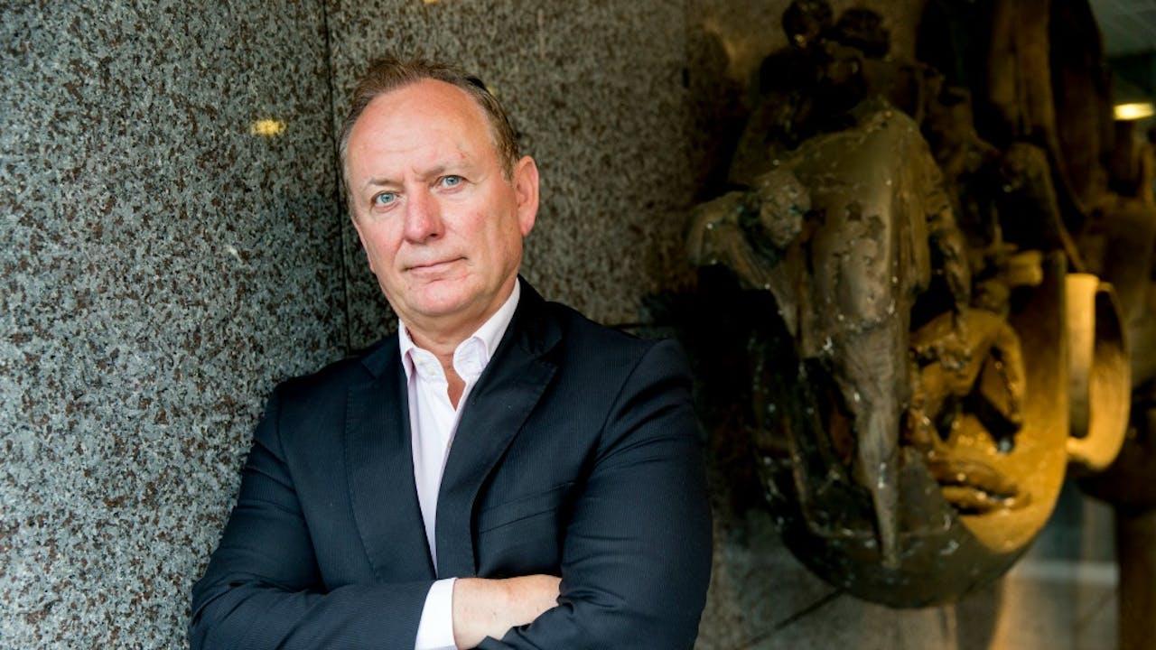NPB-voorzitter Jan Struijs. Foto: ANP