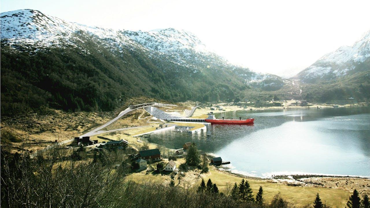 Foto: Norwegian Coastal Administration
