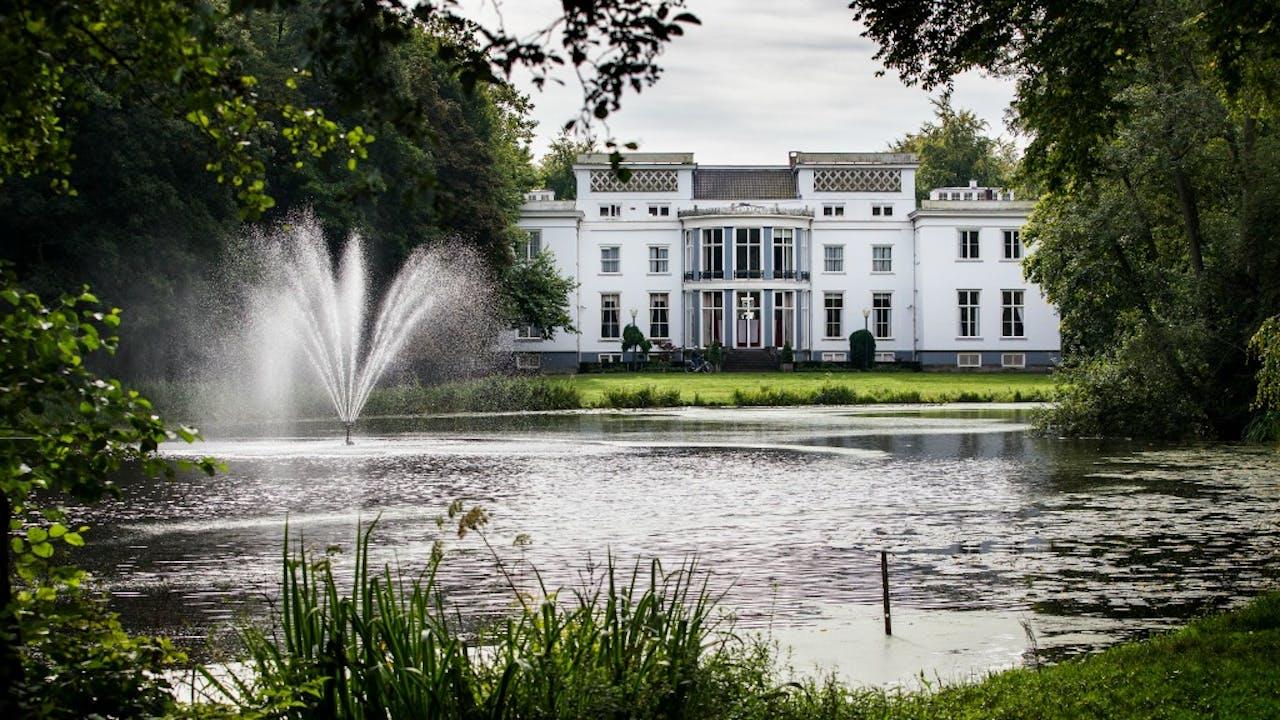 Gemeentehuis Wassenaar. Foto: HH/Jiri Buller Fotografie