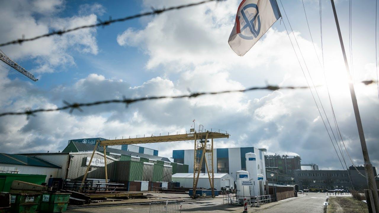 Scheepswerf De Hoop in Foxhol. Foto: HH/Kees van de Veen