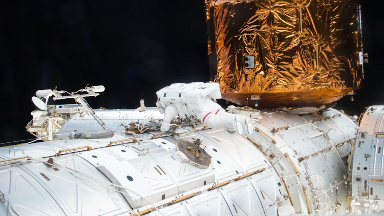 Foto NASA/Hollandse Hoogte