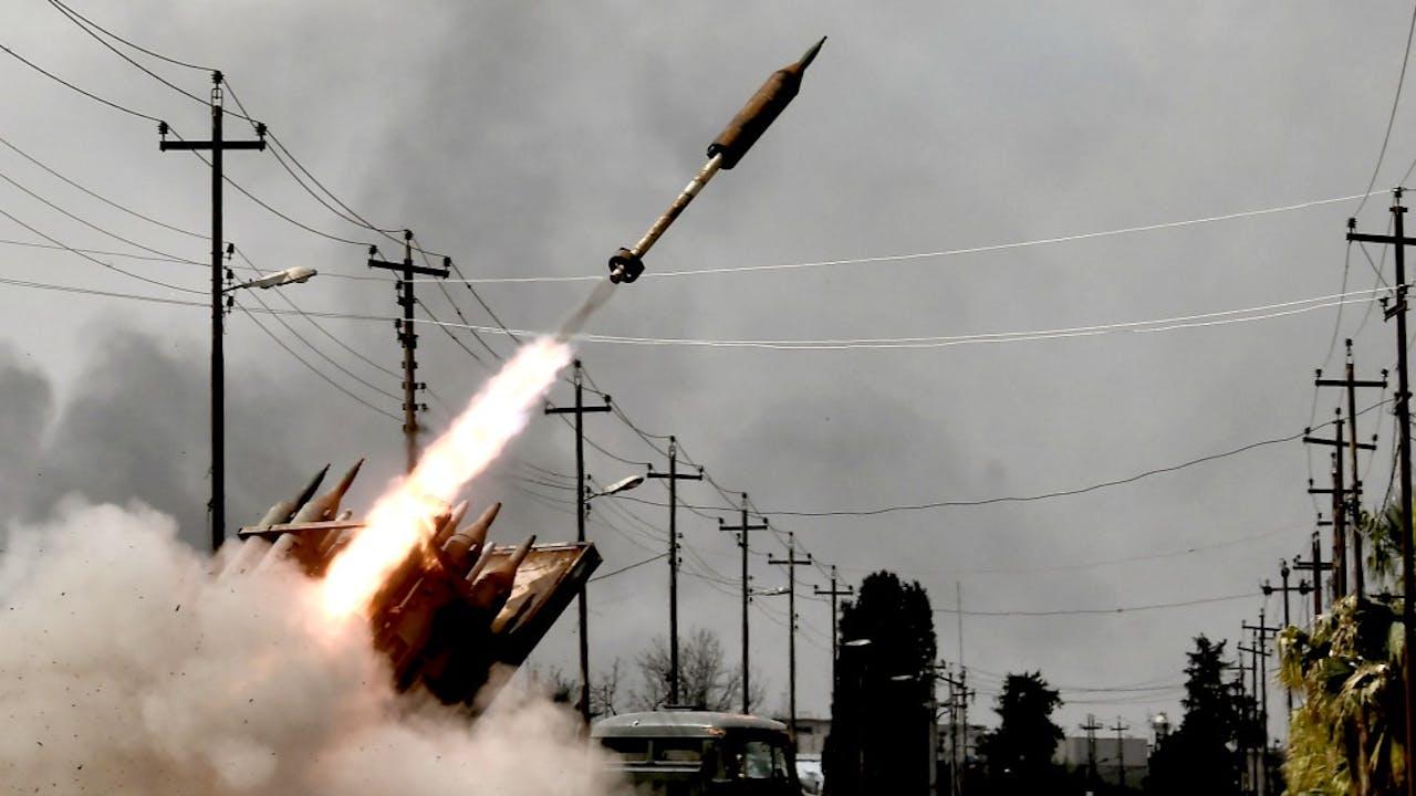 Dit is niet de Russische Zircon-raket. Foto: AFP