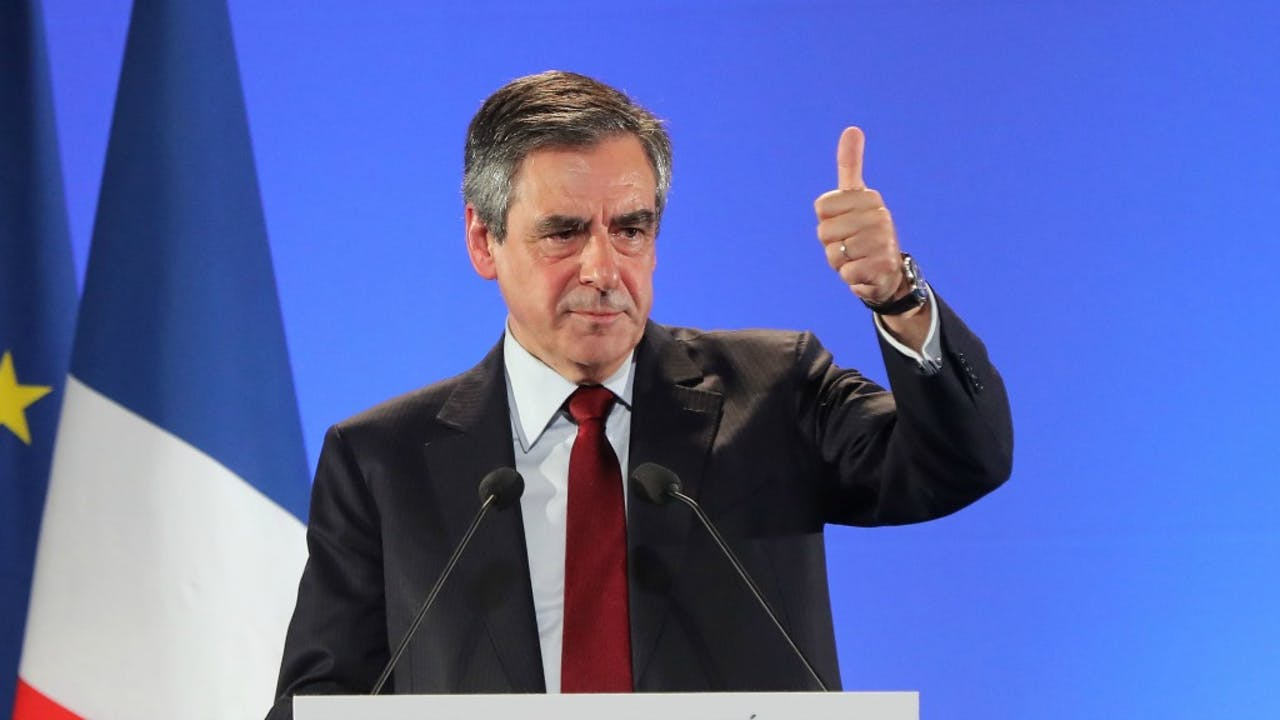 François Fillon. Foto: ANP/AFP