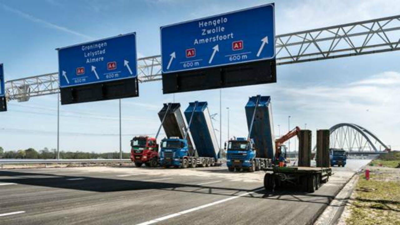 Foto: Rijkswaterstaat.