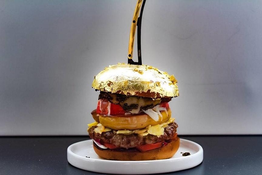 Dit is de duurste hamburger van de wereld