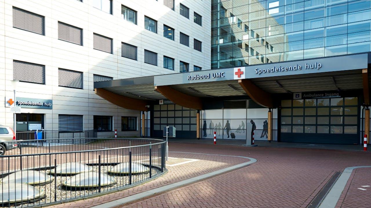 Radboud UMC Nijmegen. Foto: ANP